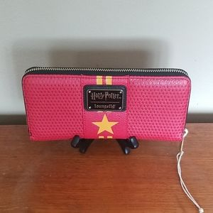 NWOT Harry Potter Loungefly Wallet